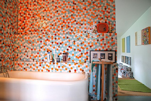 Colorful Bathroom Tiles Google Search Home Stuff Kids Bathroom Tile Ideas