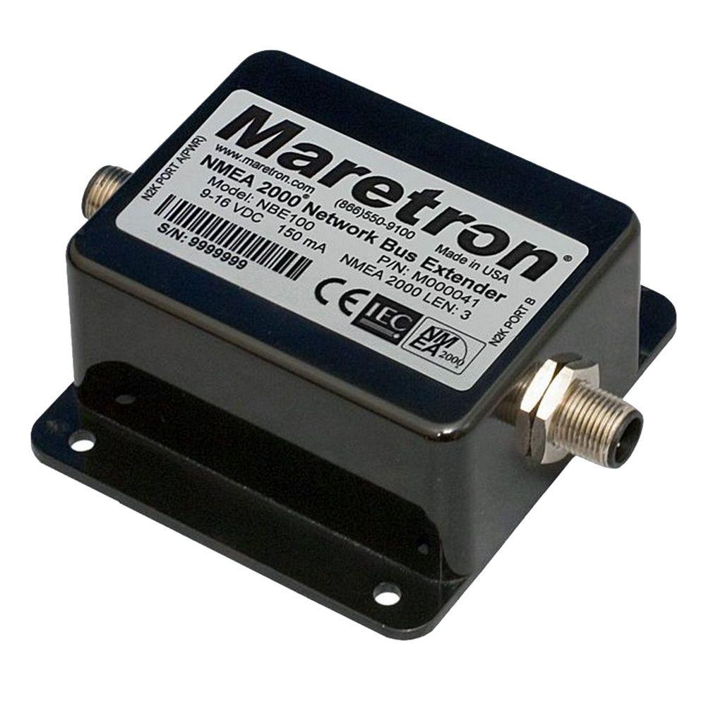 Maretron NMEA 2000 Network Bus Extender - https://www.boatpartsforless.com/shop/maretron-nmea-2000-network-bus-extender/