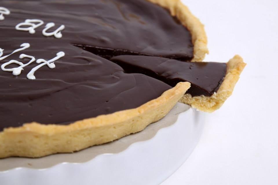 Tarte au chocolat <3 Chocoalte tarte!