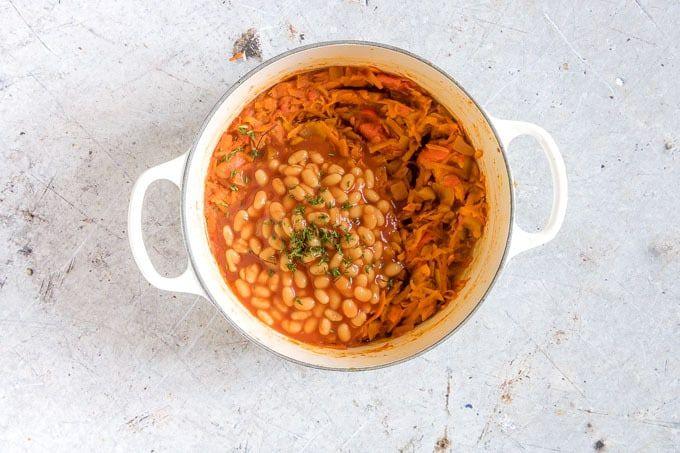 Chakalaka {South African Vegetable Relish – Vegan, Gluten Free}