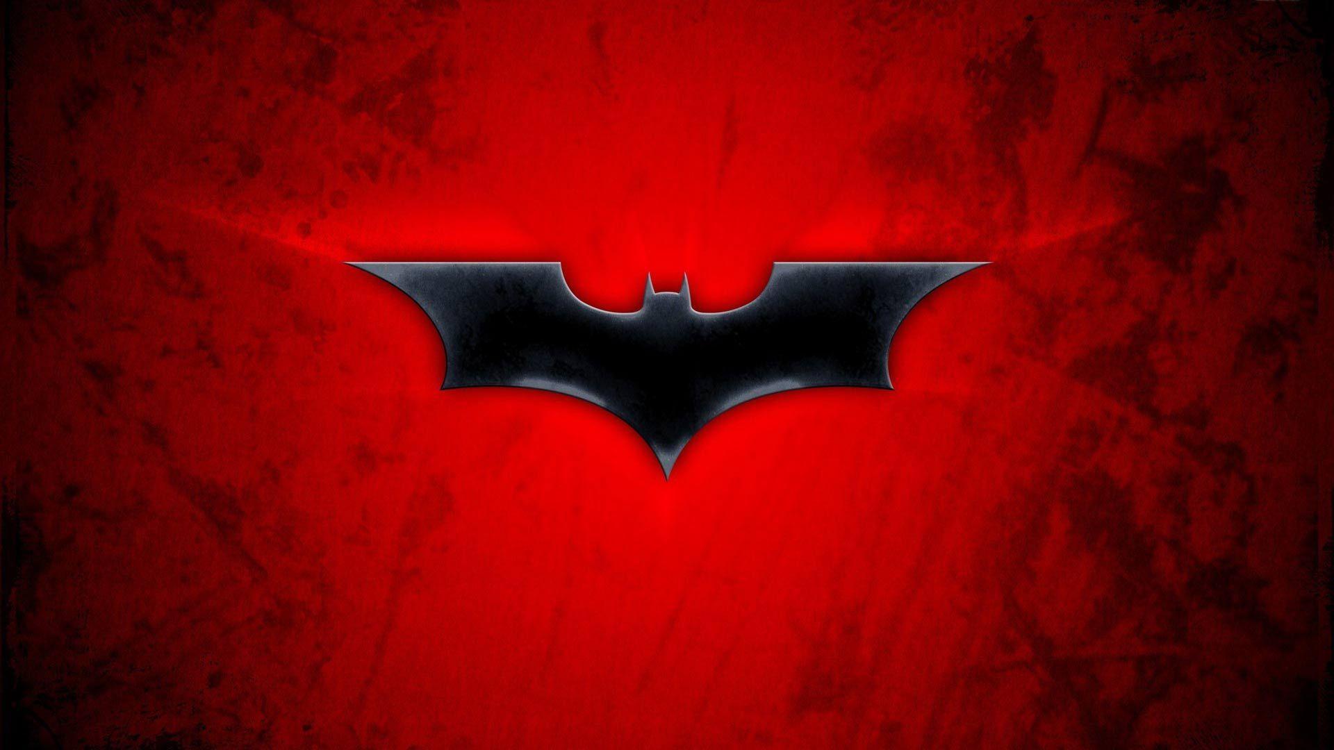 Batman Red Movie Wallpaper Red Batman Batman Wallpaper Logo Wallpaper Hd