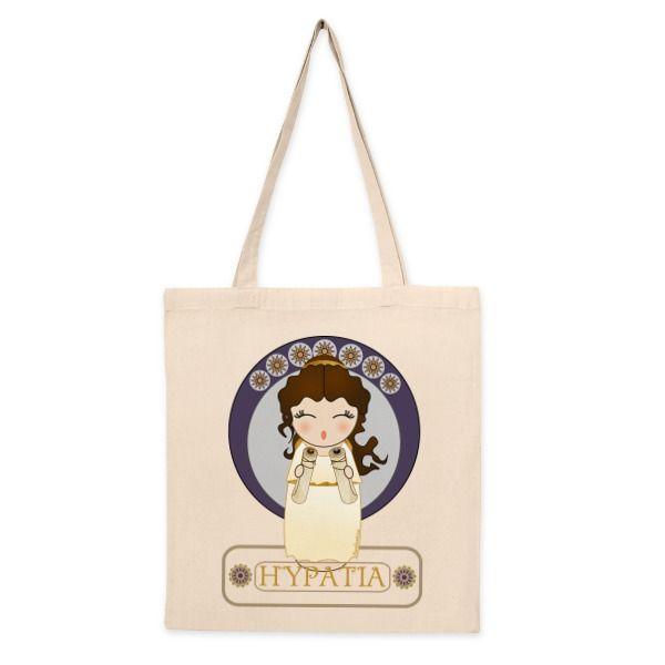 Bolso de algodón Kokeshi Hypatia
