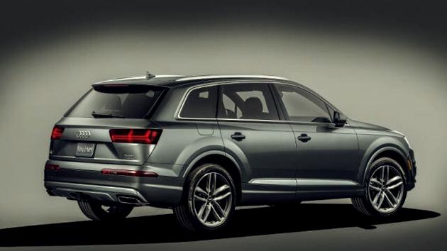 2020 Audi Q7 Rumors