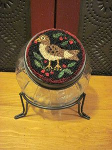 Shepard/'s Shade 637 Sheep Punchneedle Punch Needle Threads That Bind Pattern