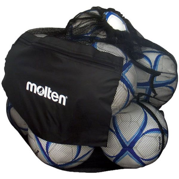 Black Molten Single Volleyball//Soccer Ball Bag