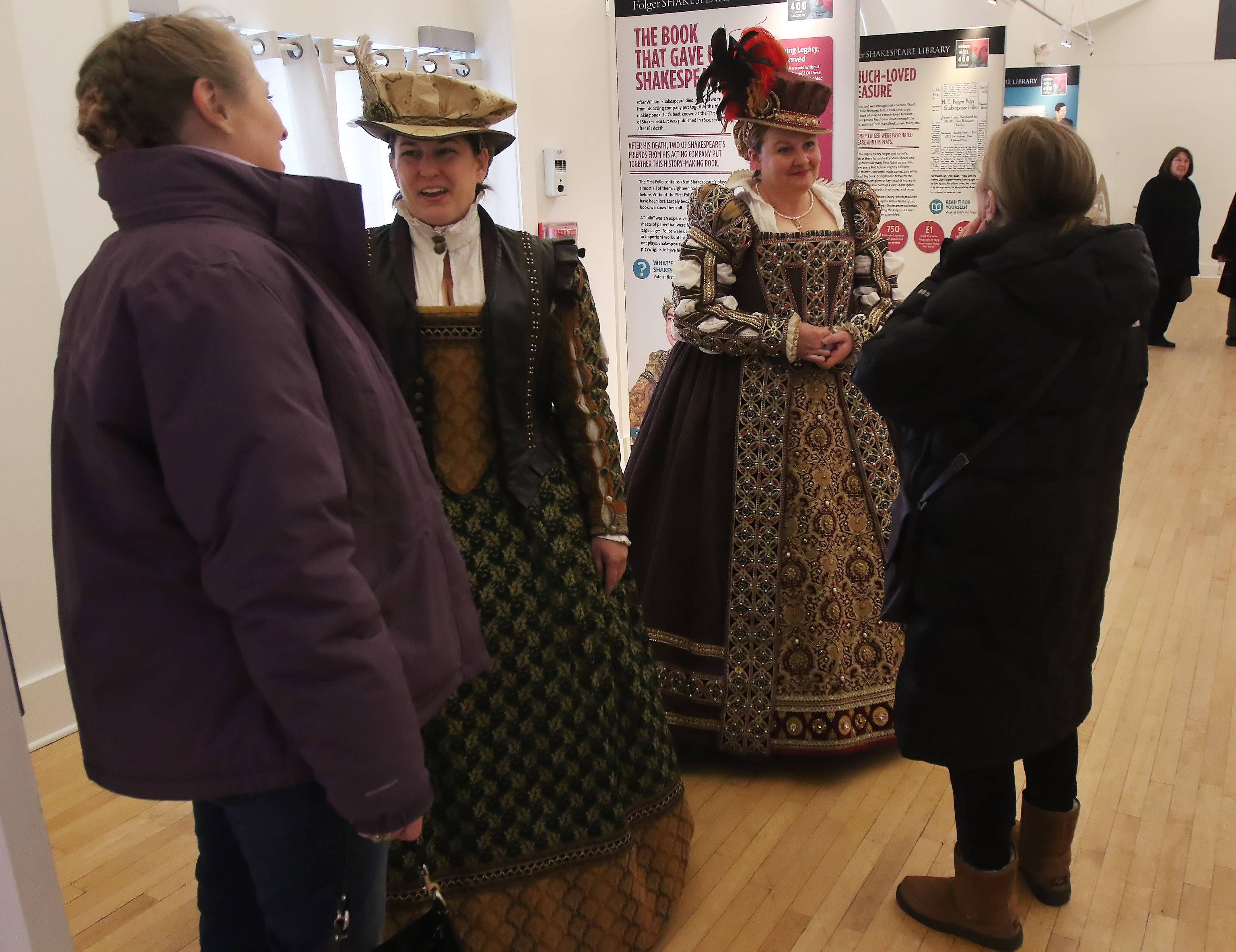 Elizabethan Faire At Discovery Museum Celebrates
