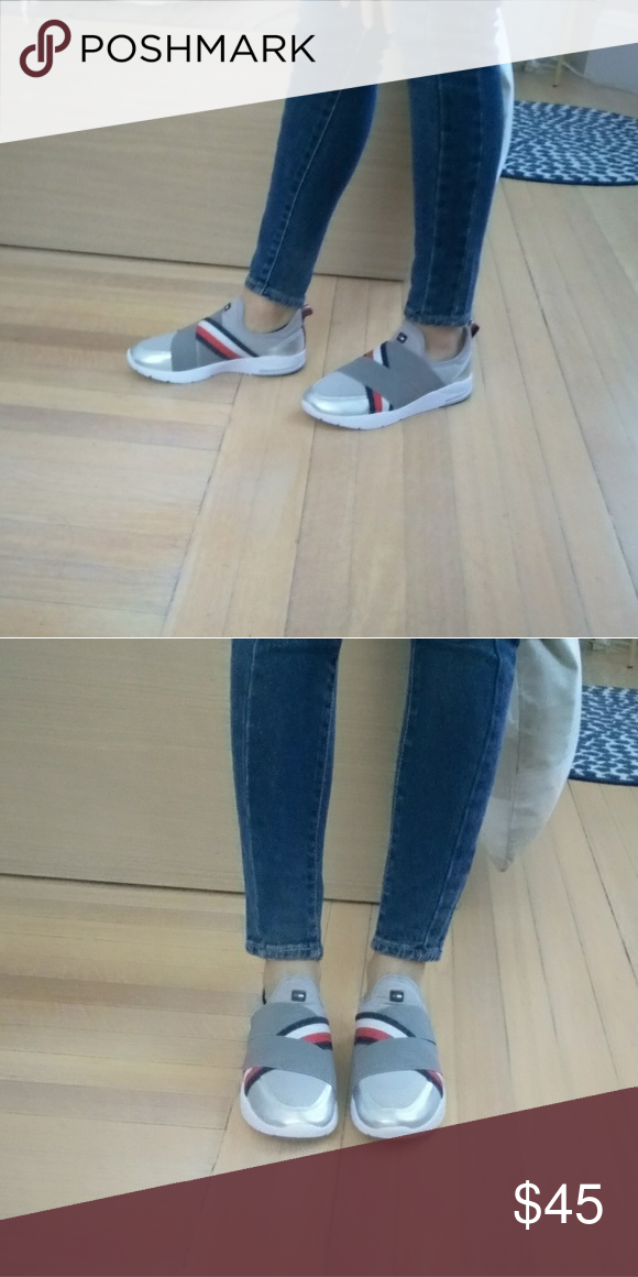 8ec0c97c12640e Extremely comfortable! Just worn 2 times. Perfect condition like can be  seen in the pics Tommy Hilfiger Shoes Sneakers