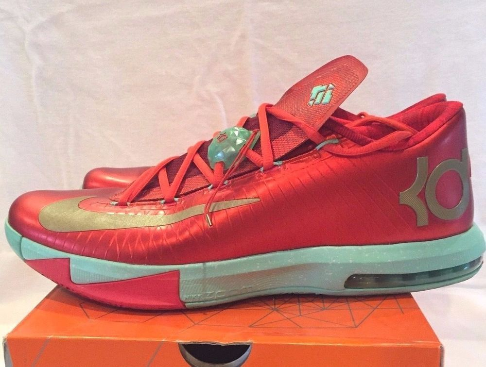 Nike KD VI, Men Shoe Size 14, Athletic Shoe, Nike, Tennis ...