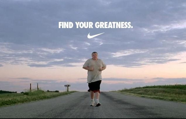 Google Image Result For Http Chicago Barstoolsports Com Files 2012 08 Nike Jpg Greatful Finding Yourself Effective Ads