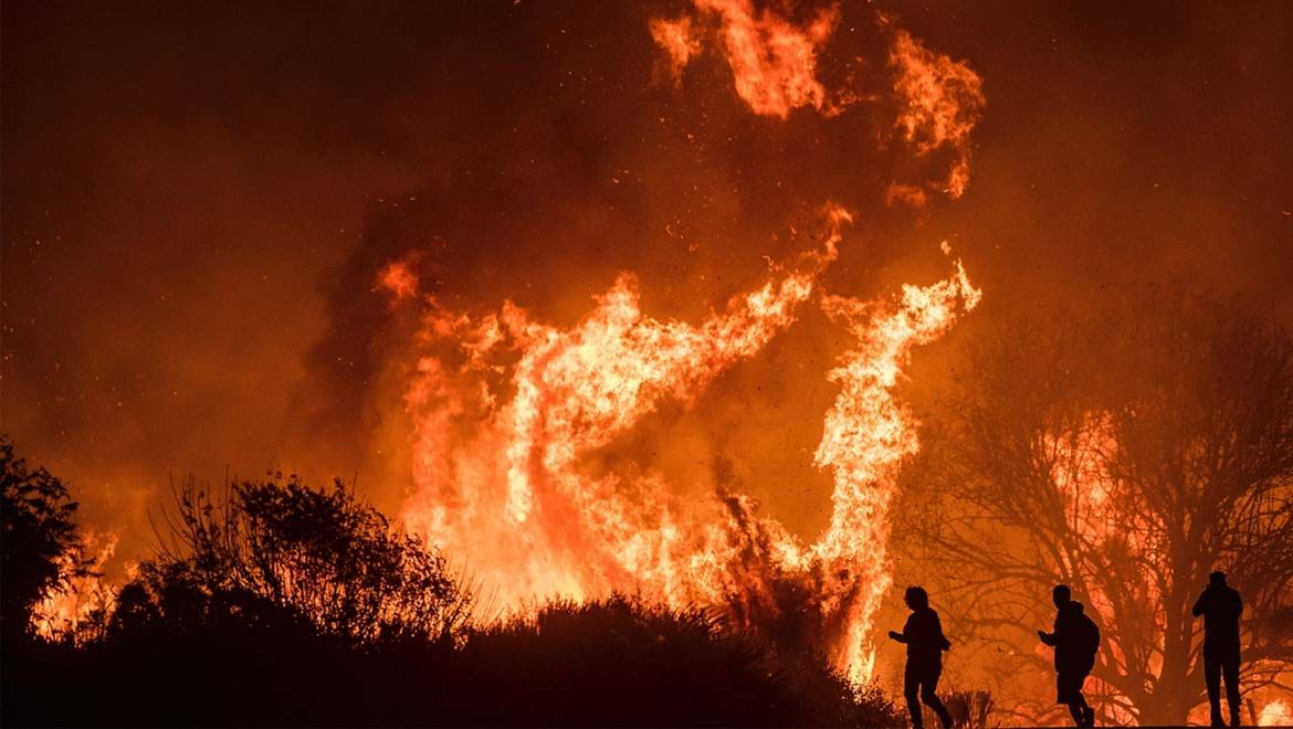 The California Wildfires Possible Causes And Current Status California Wildfires California History California