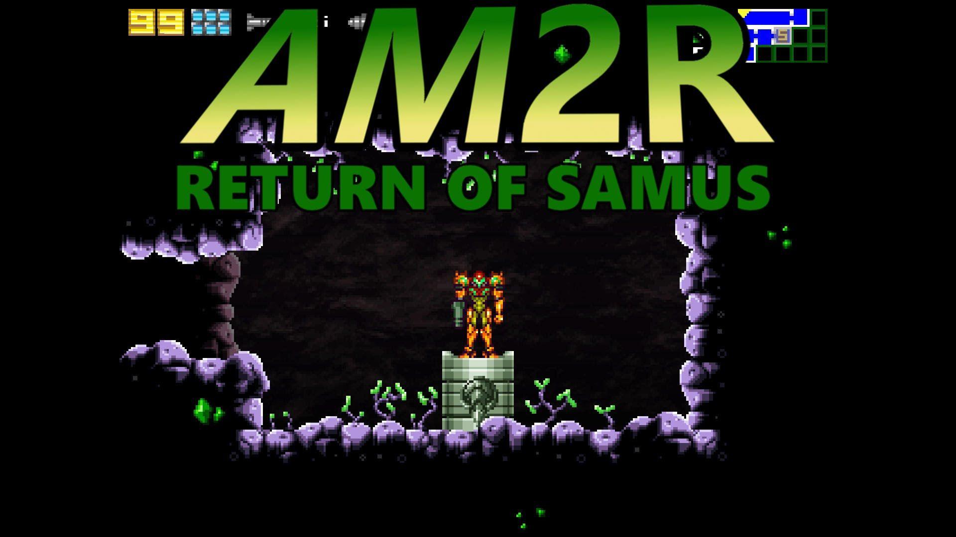 a metroid 2 remake