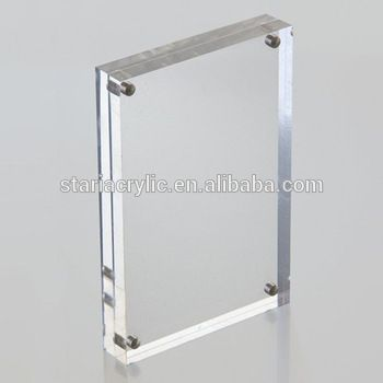 Top Double Sided Picture Frame 4x6 Double sided picture