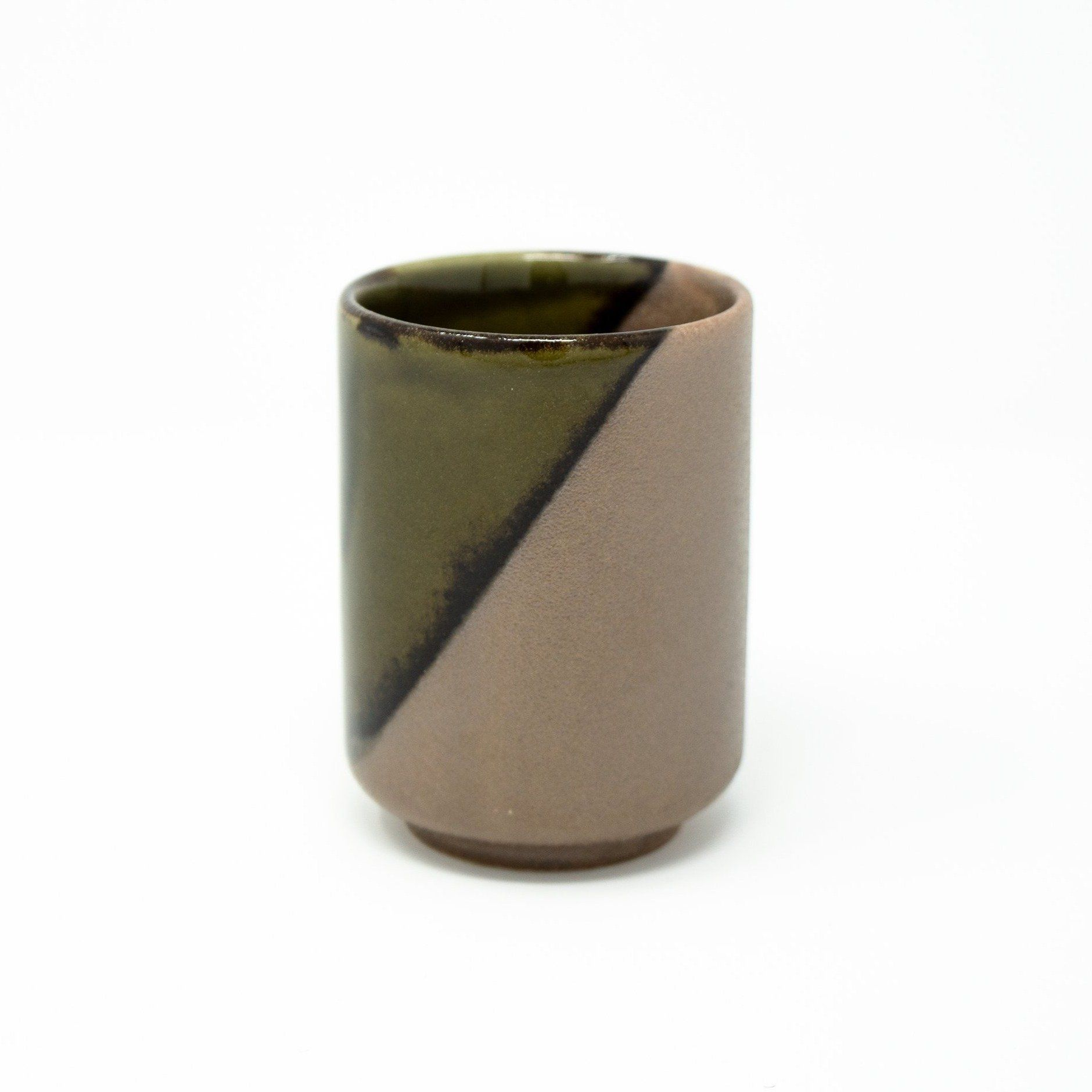 Photo of Bizen Brown Kaiyu-Cho Tea Cup
