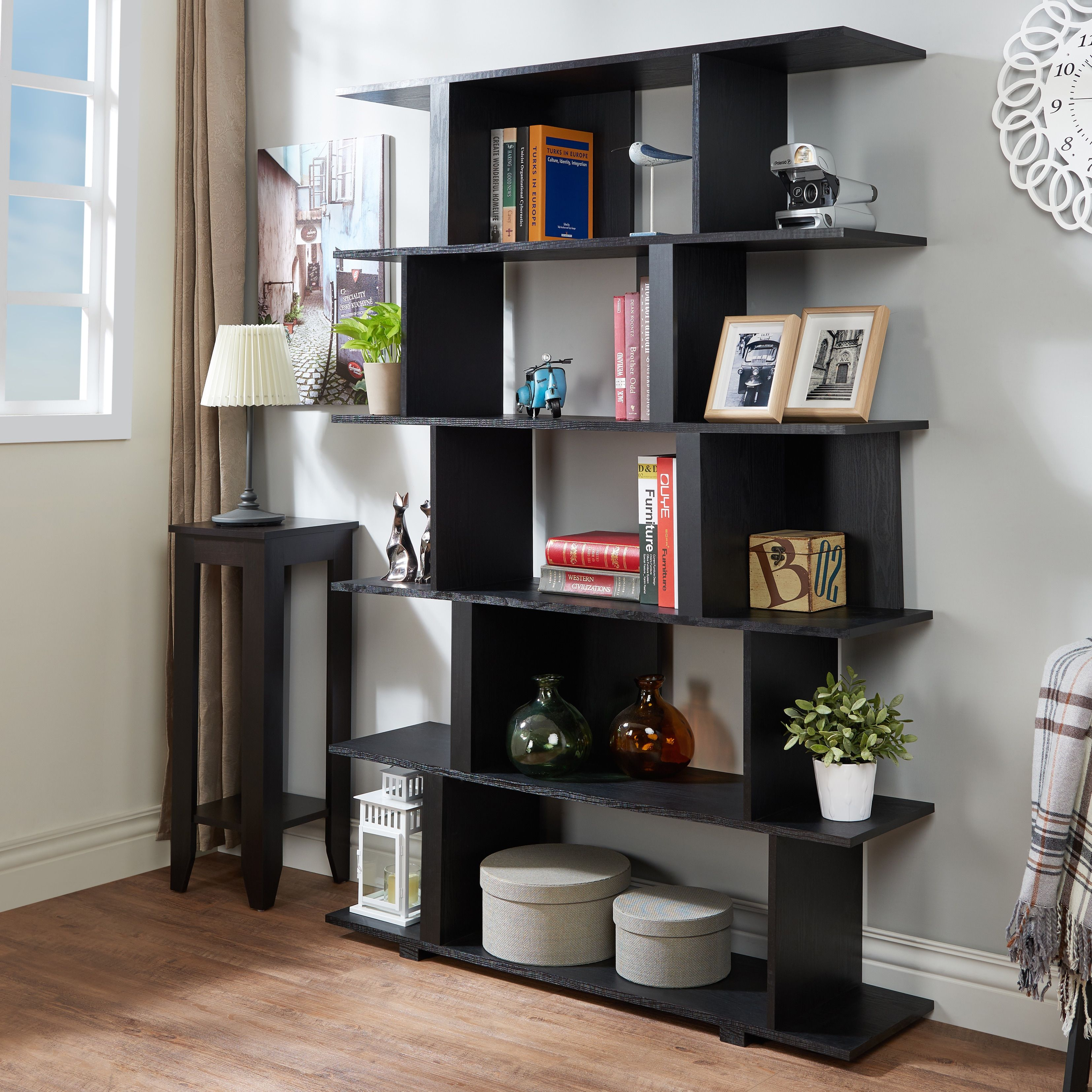 bookcases product unit chairish open bookcase federal vintage bookshelf shelving shelf display mahogany cabinet