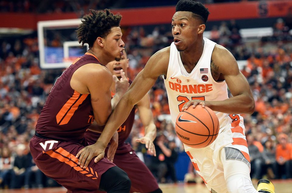 Basketball 2018 19 Schedule Acc Announces Matchups Syracuse