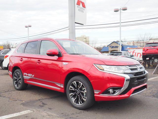 Electric Vehicle 2018 Mitsubishi Outlander Phev Sel S Awc Awd 34 400