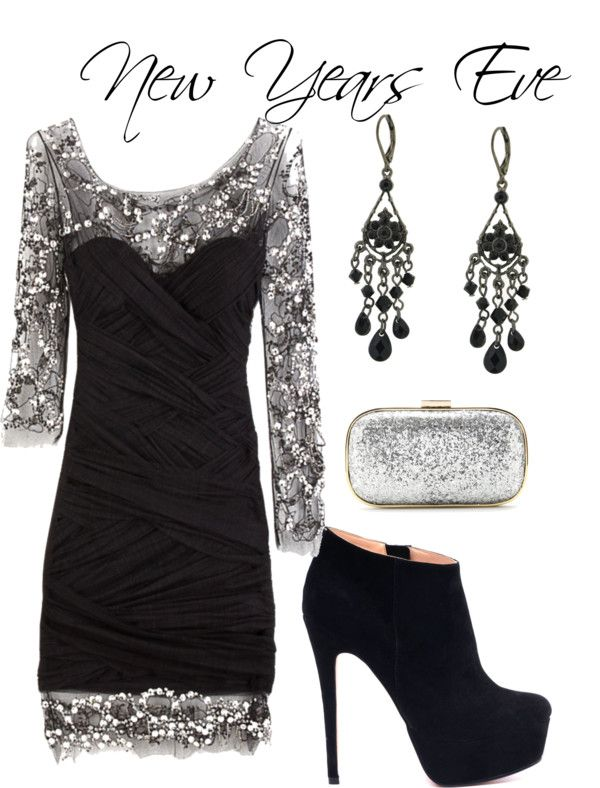 """New Years Eve"" by mm02884 on Polyvore"