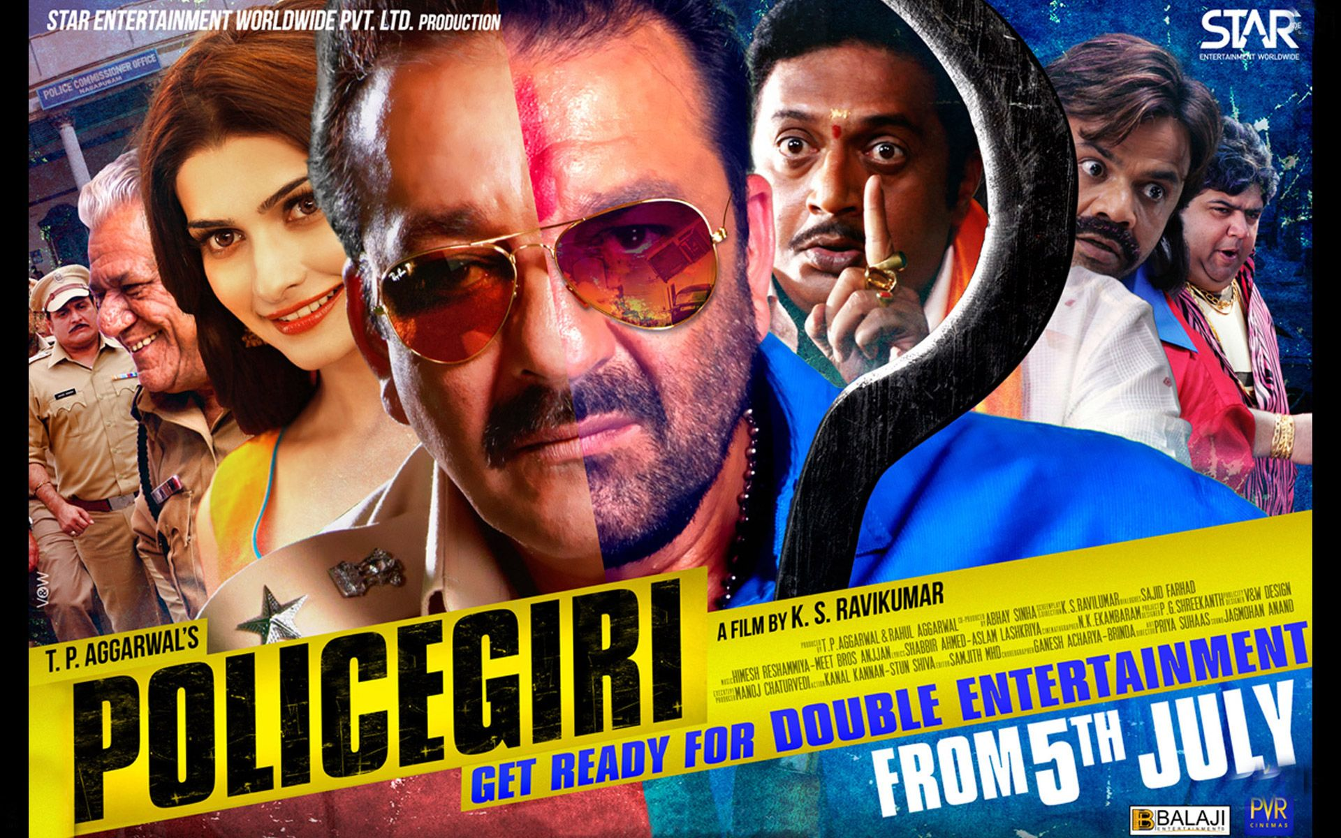 Policegiri hindi movies 2020 full movie hd