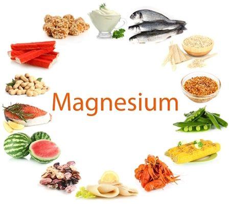 magnesium i kroppen