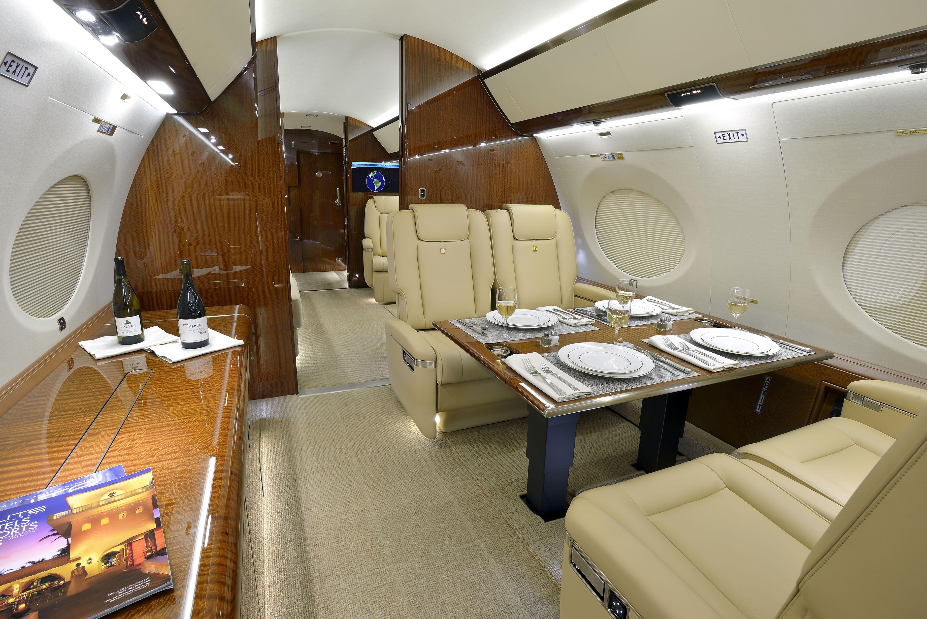 Gulfstream G650 | Aviões Comerciais | Avião comercial