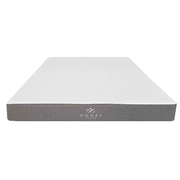 Confi Sleep Gel Memory Foam Mattress Mattress Foam Sleeping