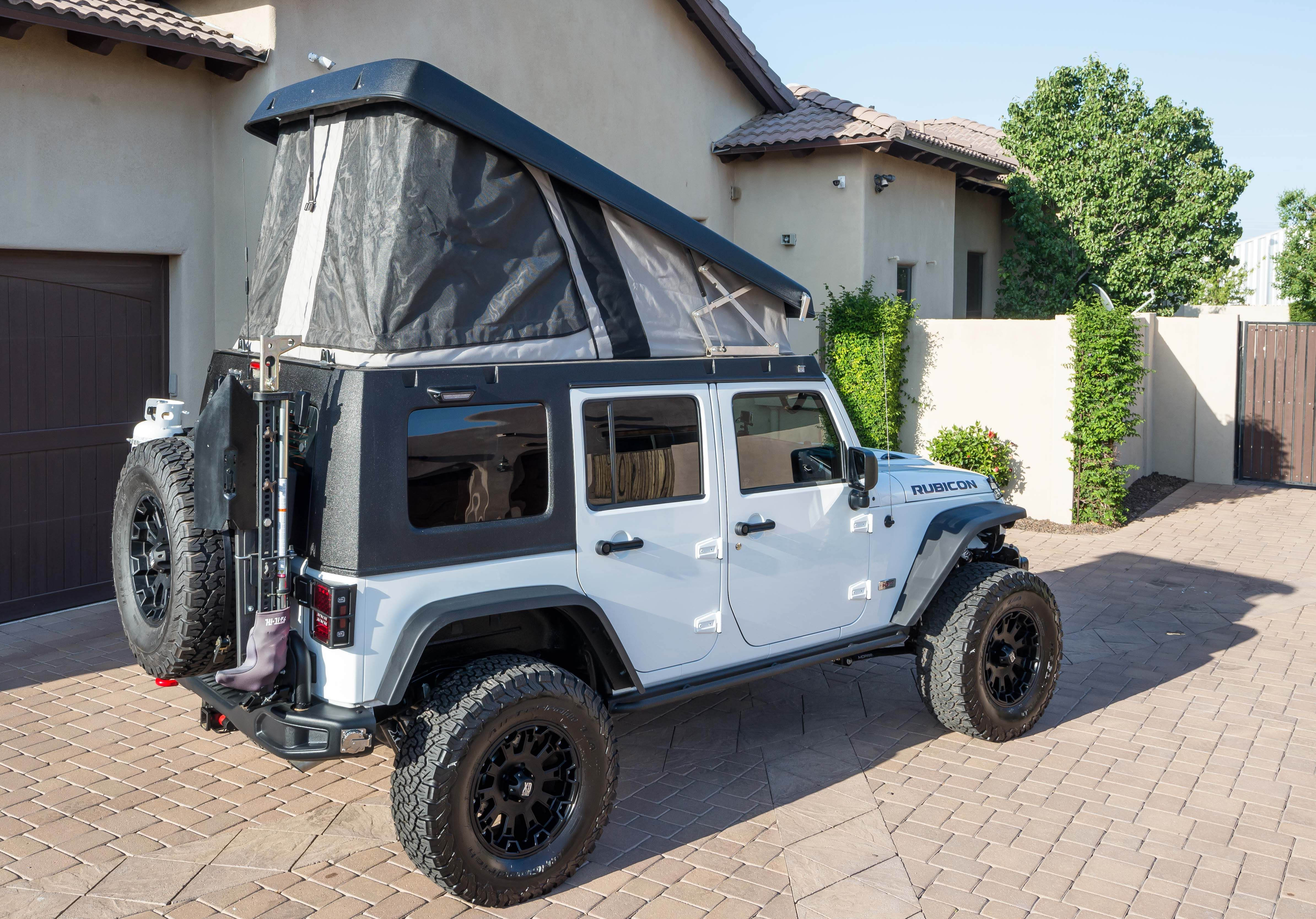 2013 Jeep Jku 10th Anniversary Rubicon Overland Build Expedition