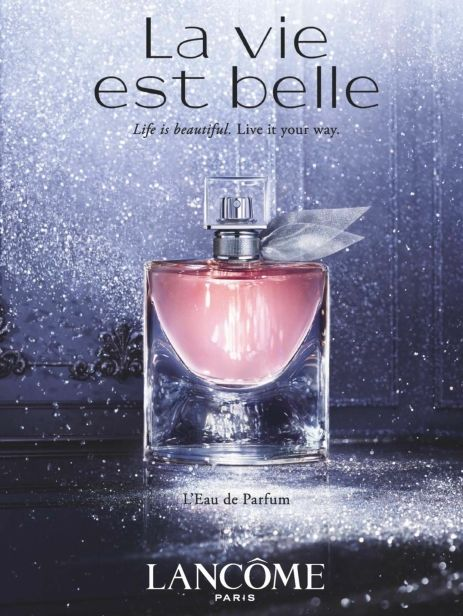 La Vie Est Belle A French Expression Meaning Life Is Beautiful The Manifesto Of A New Era Universal Yet Pers Fragrance French Expressions Life Is Beautiful