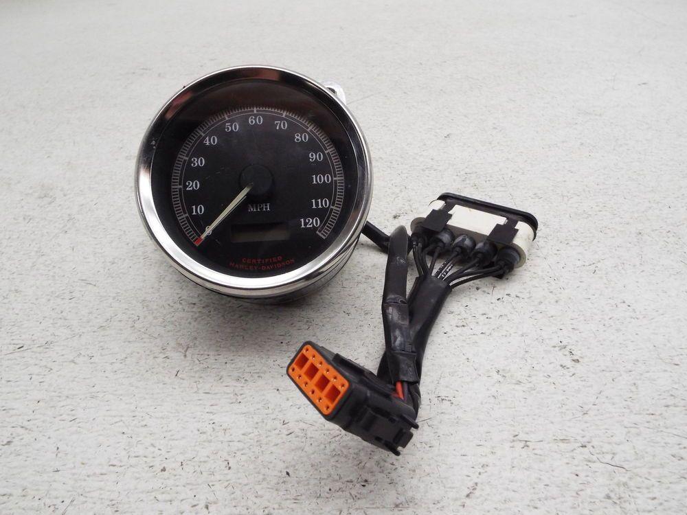 Gauge Cluster Speedo Tach Speedometer 20k Harley Davidson Xlh1200