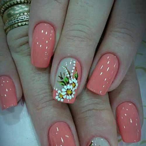 78 Modelos de uñas decoradas para inspirarte en tu ...