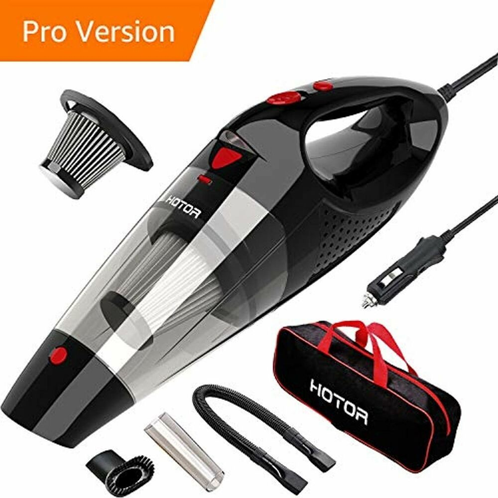 HOTOR Car Vacuum Cleaner High Power
