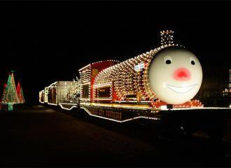 Beaumont Events KCS Christmas Train 2015