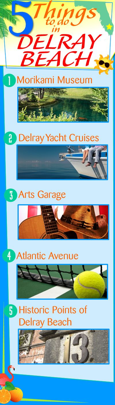 5 things to do in delray beach florida thingstodo - Things to do in palm beach gardens ...