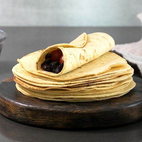 Low Carb Tortillas | Made with Almond Flour and Co