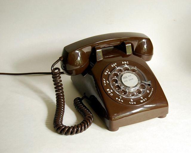 1970s ITT telephone
