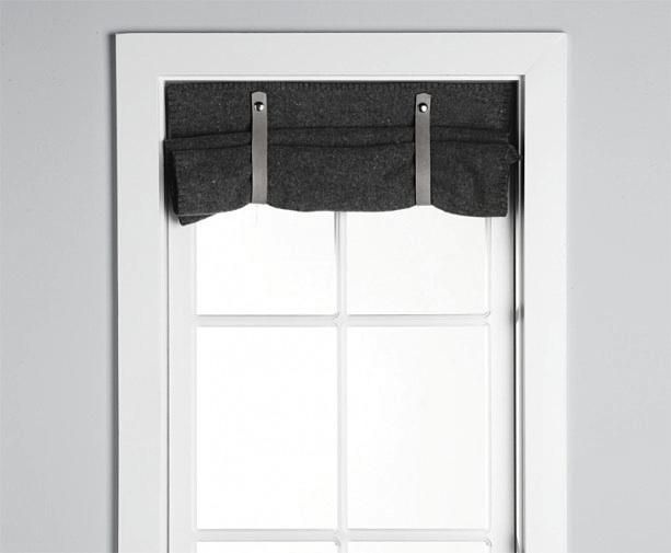 5 Low Tech Essentials For Keeping The House Warm. Door Window CurtainsBlinds  ...