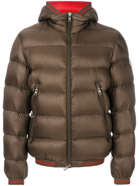 MONCLER Jeanbart padded jacket. #moncler #cloth #