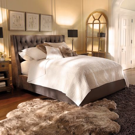 Beautiful Devereaux Bed At Arhaus 2299 In Otter