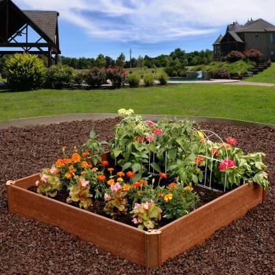 3990be0856b212616b3aeda7d823a366 - Greenland Gardener Cedar Garden Bed Kit