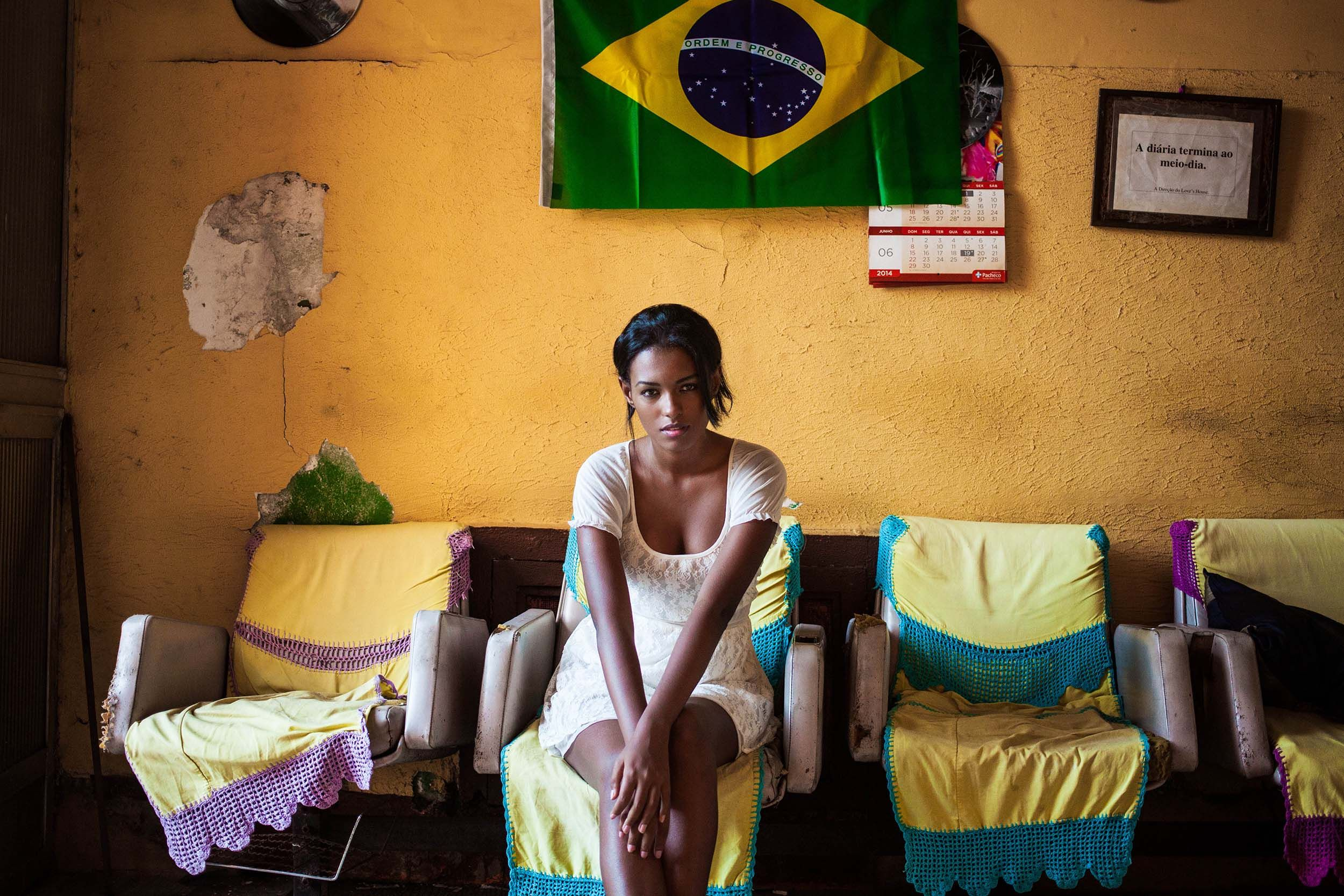 The Atlas of Beauty : Brasil © Mihaela Noroc http://theatlasofbeauty.com/