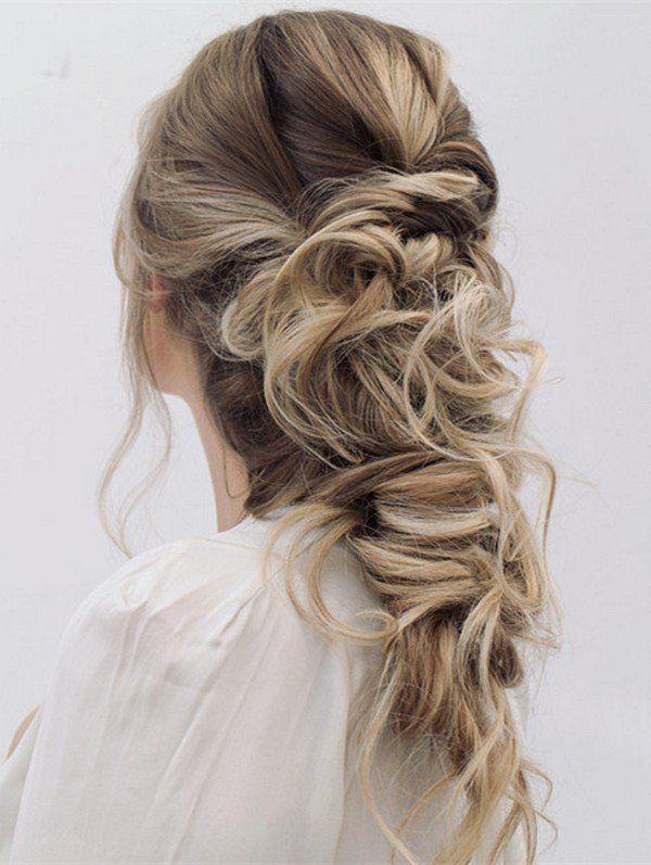 Peinados bonitos con pelo largo