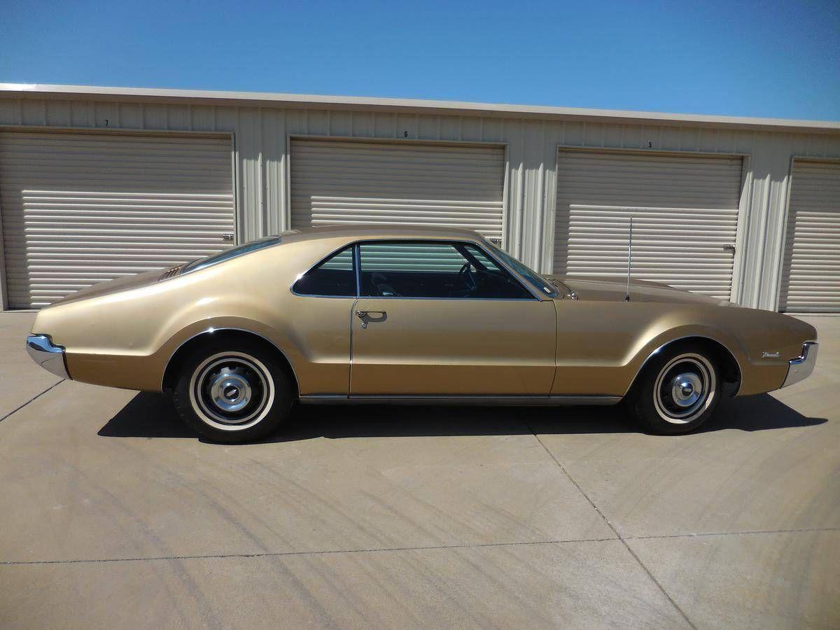 Hemmings Find of the Day – 1966 Oldsmobile Toronado | Hemmings Daily ...