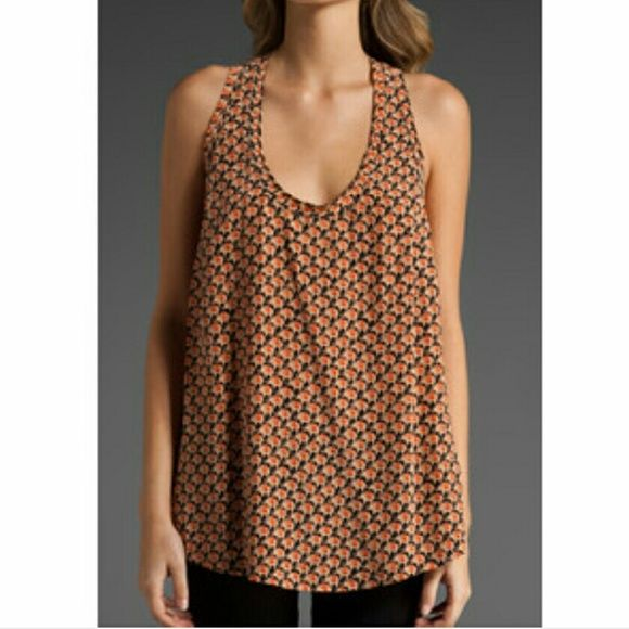 NWT Joie elephant tank - Large With tags, 100% silk Joie Tops