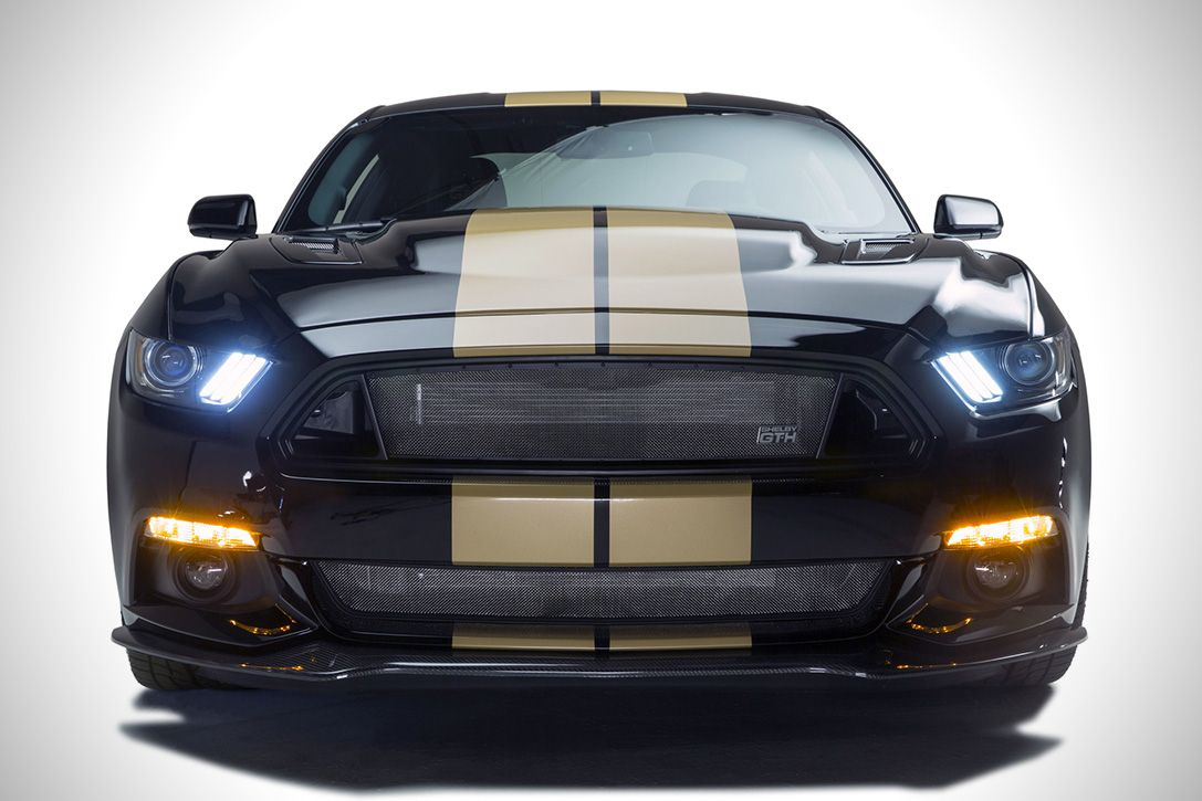 2016 Ford Shelby Gt H Mustang Shelby Shelby Gt Ford Shelby