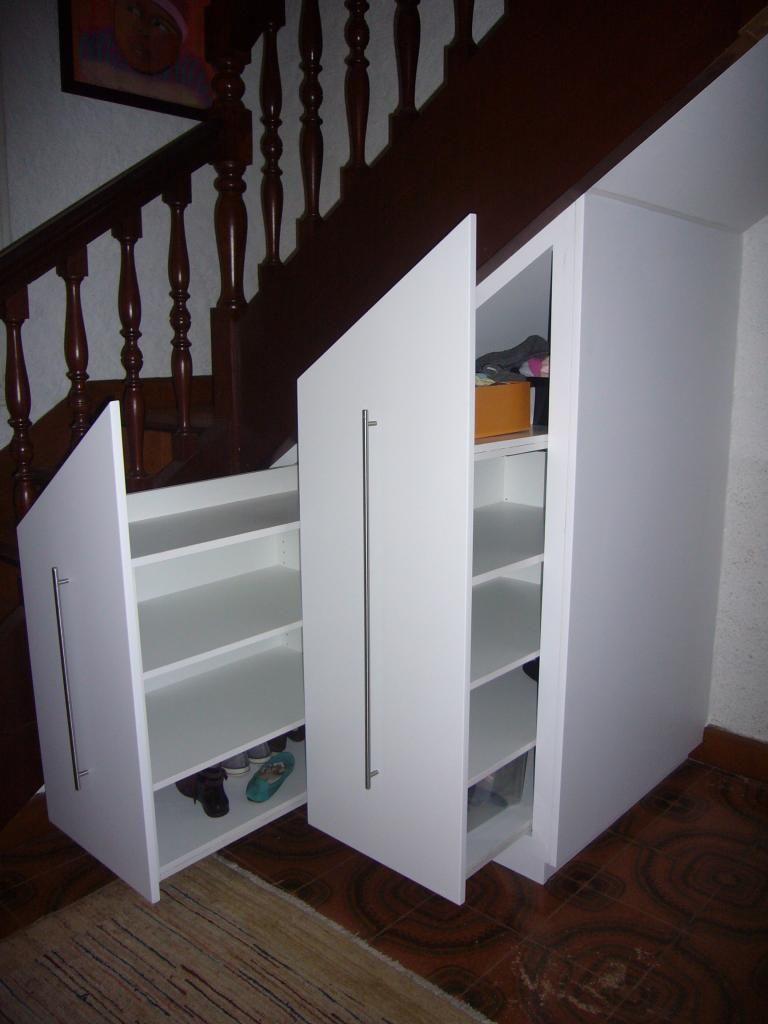 """Placard Escalier résultat de recherche d'images pour """"aménagement placard sous"""