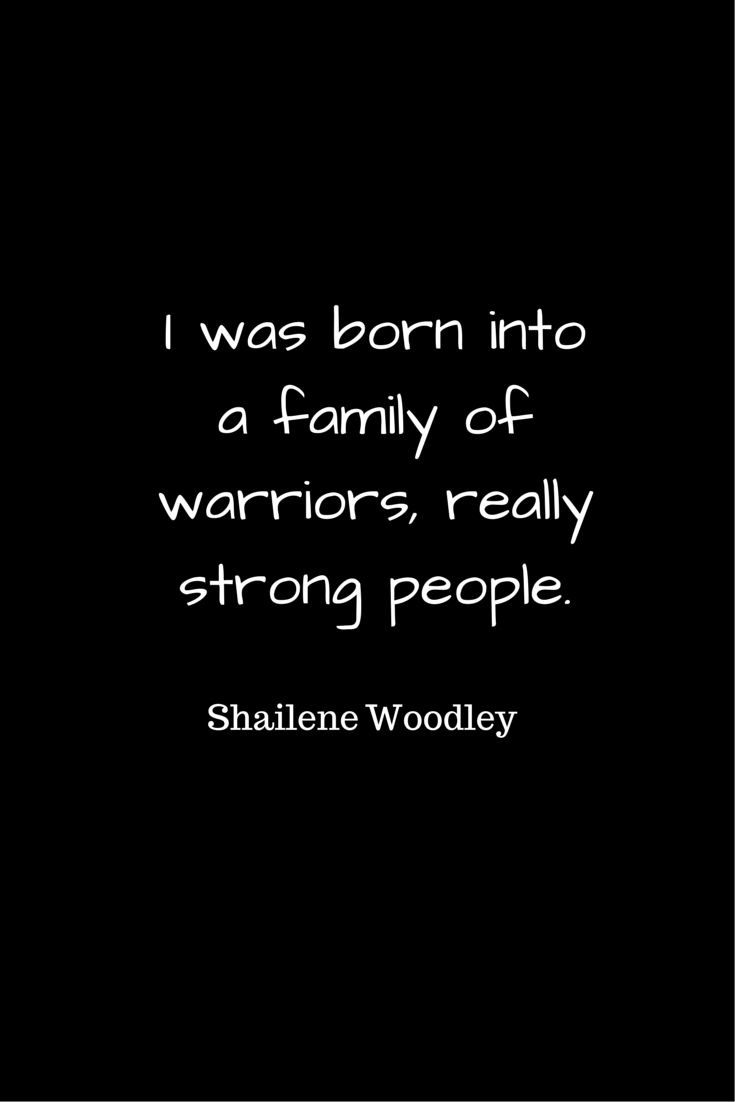 Shailene Woodley Falls Deep in Love | Family quotes, Strong ...