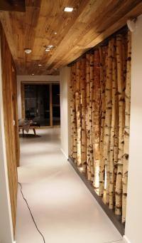 Separation Troncs De Bouleau House Pinterest Interior Home