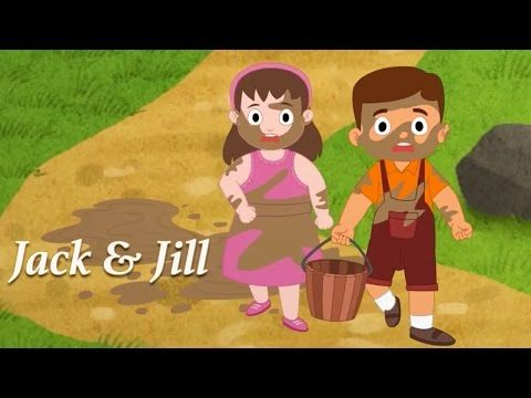 Kids Learning Videos Jack And Jill Nursery Rhyme Many More Son