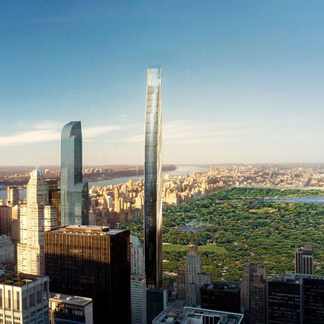 Shop Architects Design Skinny Skyscraper For New York Torens