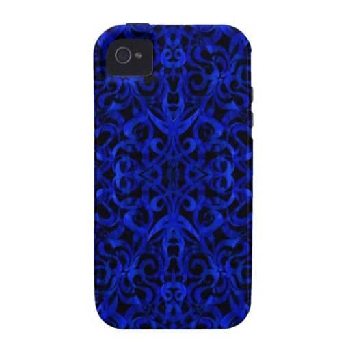 IPhone 4 Case Floral Abstract Background Http://www.zazzle
