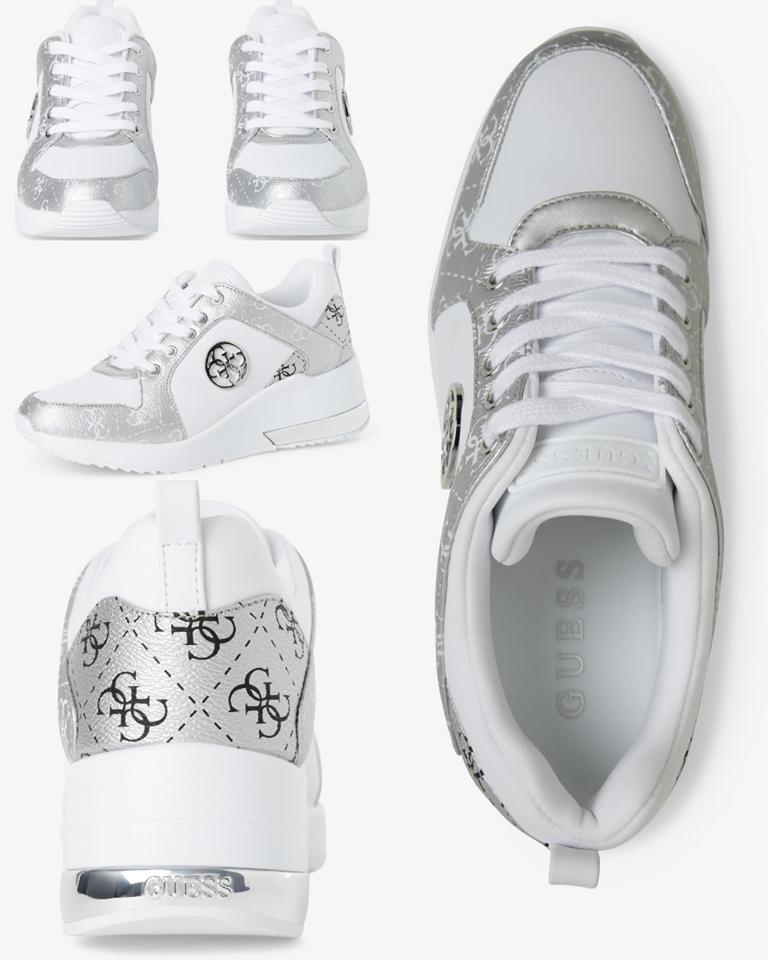 Sportowy Styl Sneakers Louis Vuitton Shoes